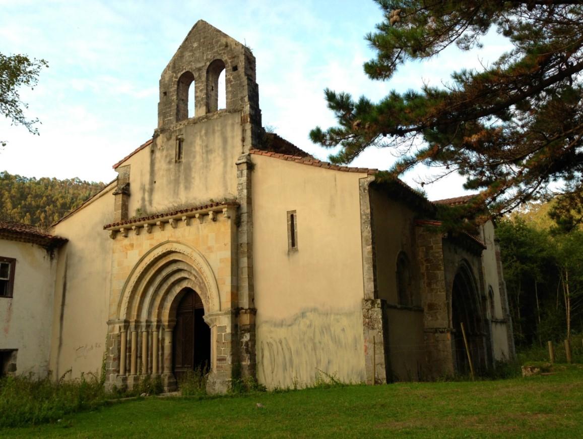 Monasterio San Antolín de Bedón