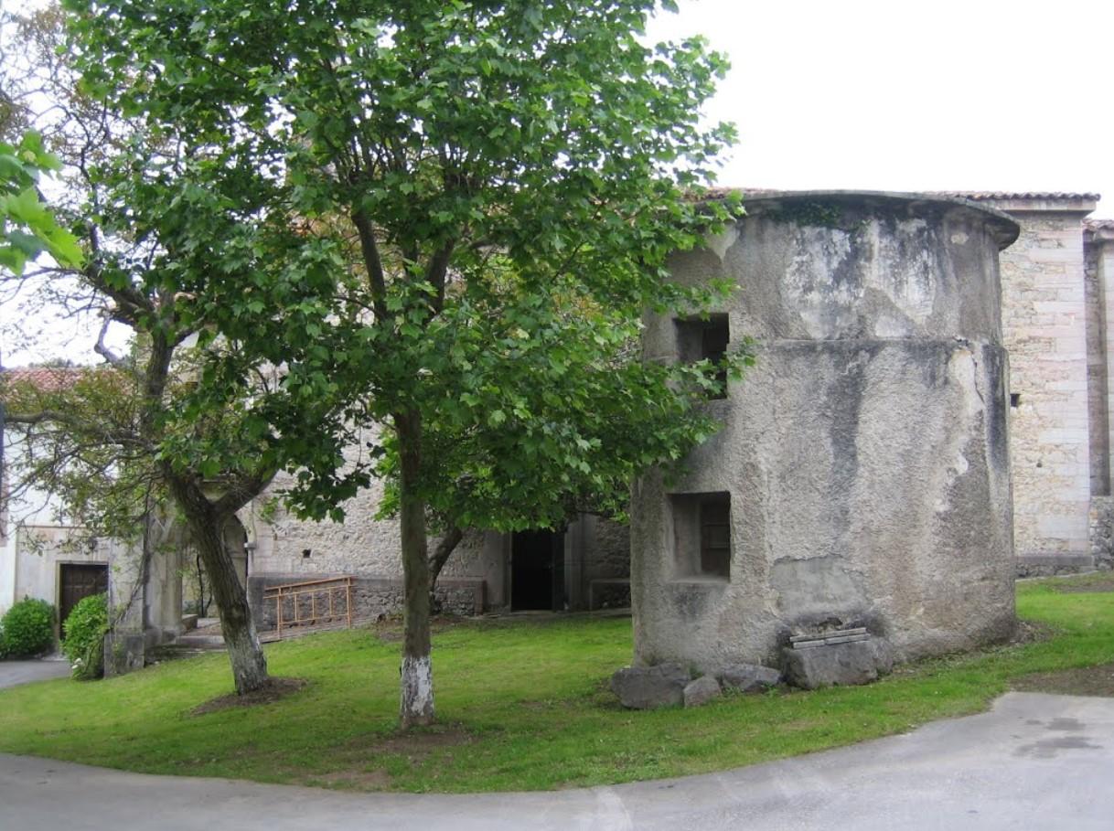 Palacio de Espriella en Villahormes