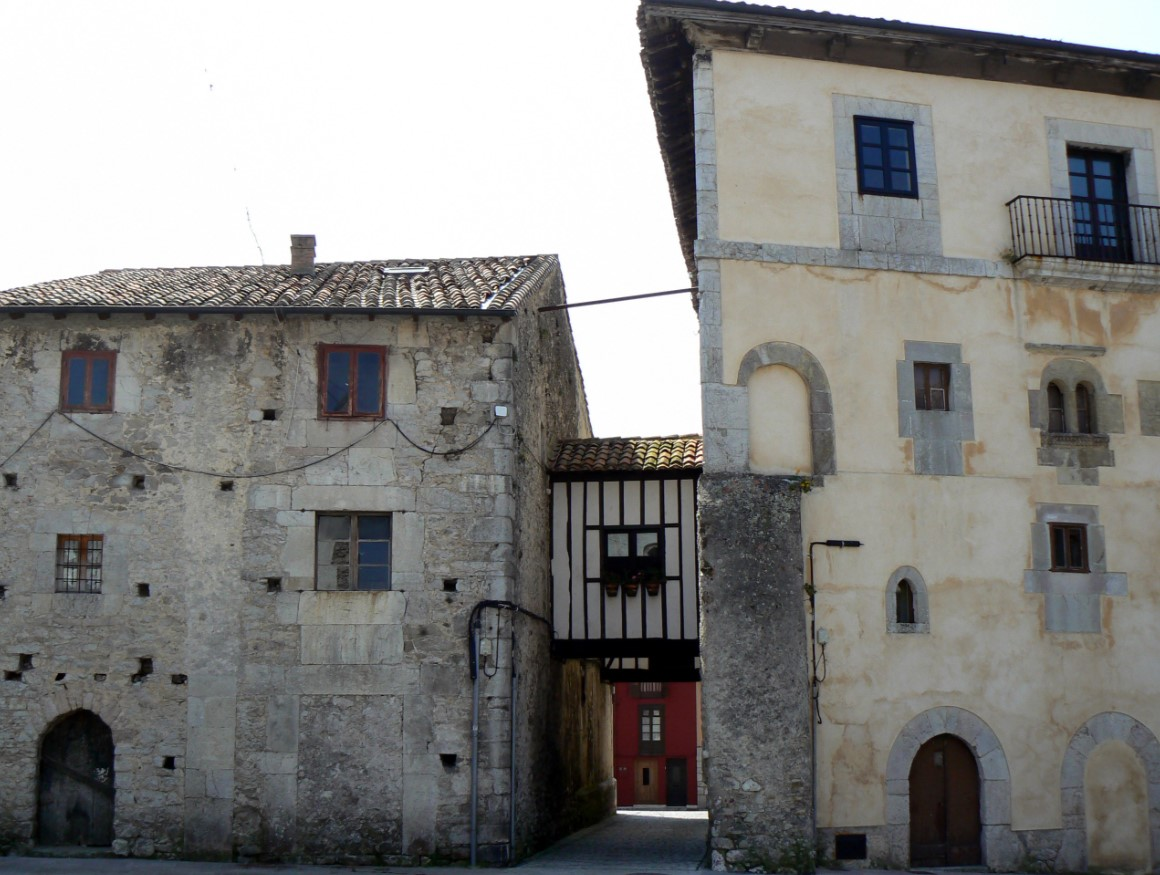Palacio de Gastañaga (Casa de Rivero)
