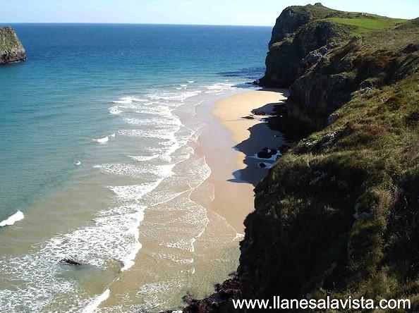 Playa El Naranxu