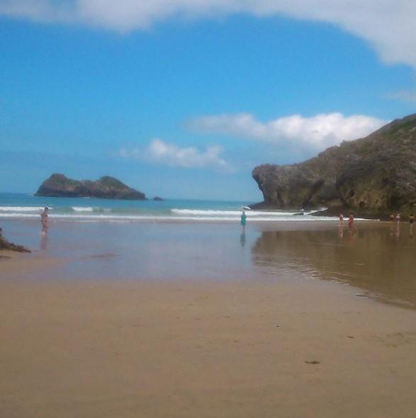 Playa Los Frailes – Las Cámaras