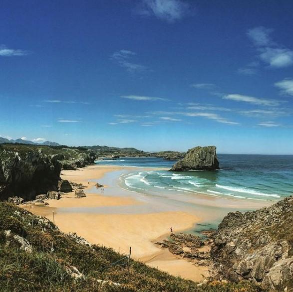 Playa El Portiello – Portiellu